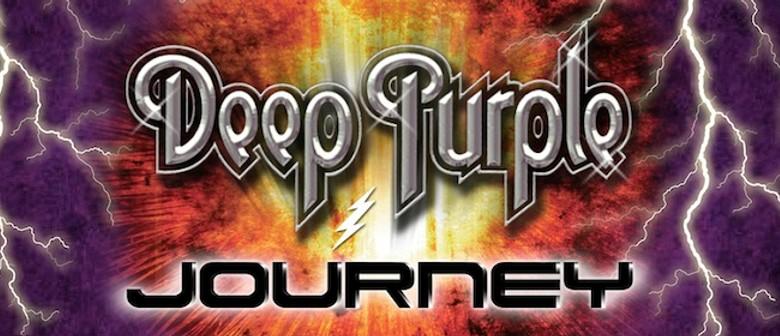 Deep Purple and Journey