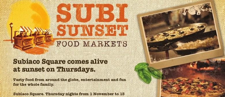 Subi Sunset Food Markets