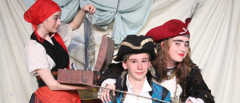 Imogen and the Pirates