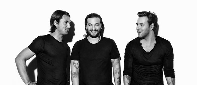 Swedish House Mafia: SOLD OUT