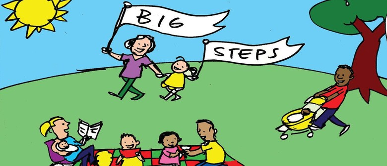 Big Steps Family Fun Day