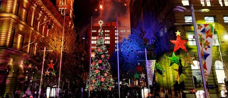 Martin Place Children's Concert & Tree Lighting Celebration