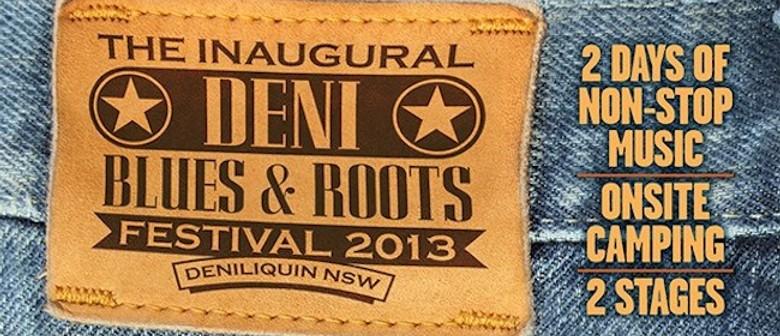 Deni Blues & Roots Festival