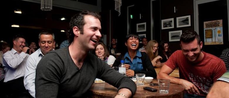 Comedy Shack: Joel Creasey & Friends