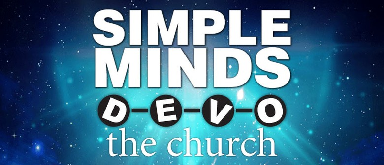 Simple Minds, Devo, the church