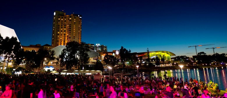 Adelaide's New Year's Eve 2012