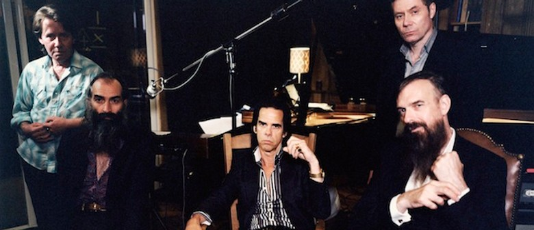 Nick Cave & The Bad Seeds: SOLD OUT