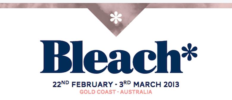 Bleach* Festival: Violent Soho, The Medics, Kingswood