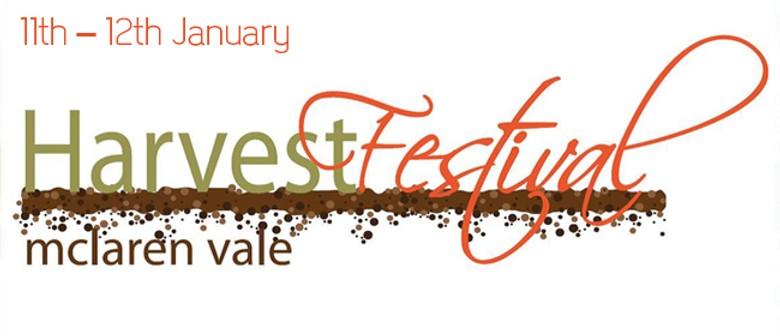 Harvest Festival McLaren Vale