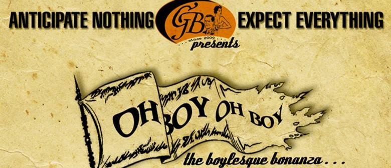 Oh Boy Oh Boy: The Boylesque Bonanza
