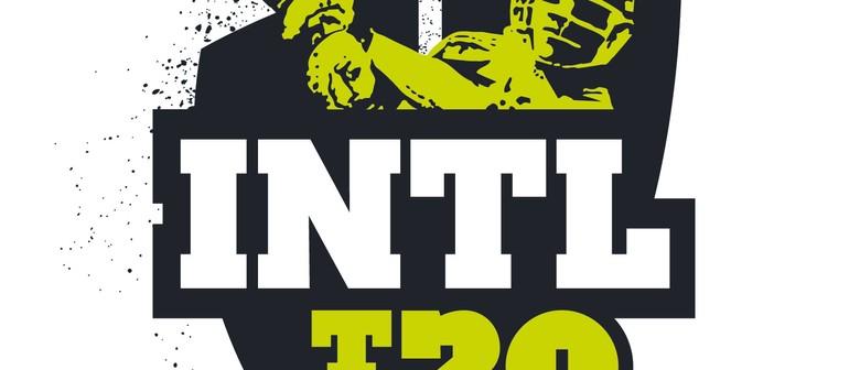 T20 International: Australia v Sri Lanka