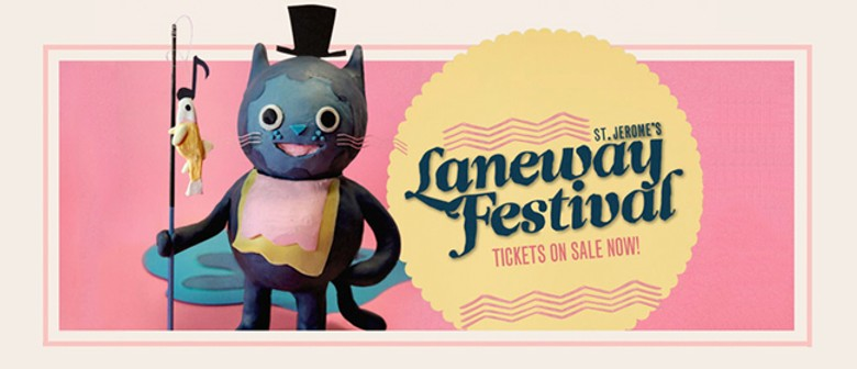 St Jerome's Laneway Festival: SOLD OUT