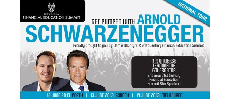 Arnold Schwarzenegger: Financial Education Summit