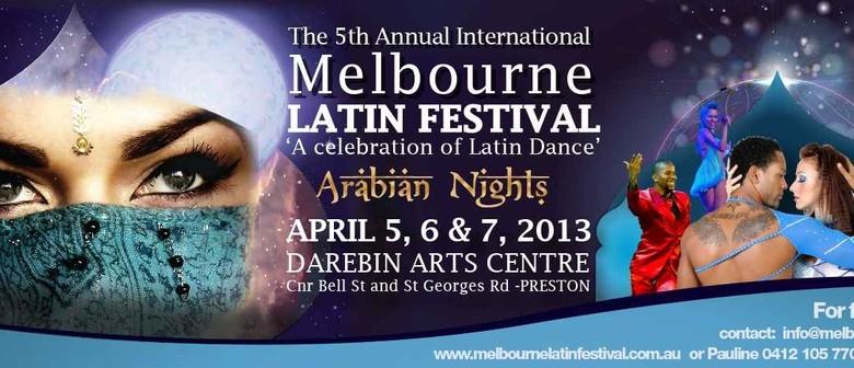 Melbourne Latin Festival