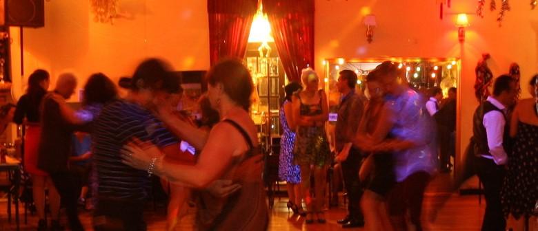 Loco Mojo Street Latin Dance Party