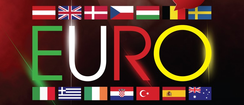 Zuri Bar & Dining presents: EURO