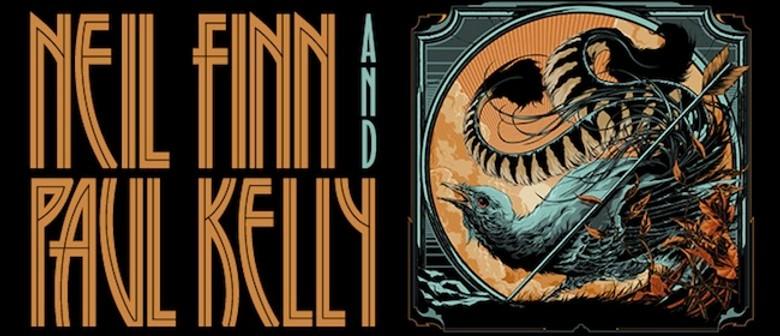 Neil Finn and Paul Kelly