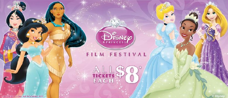 Disney Princess Film Festival