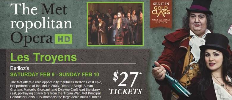Met Opera: Les Troyens