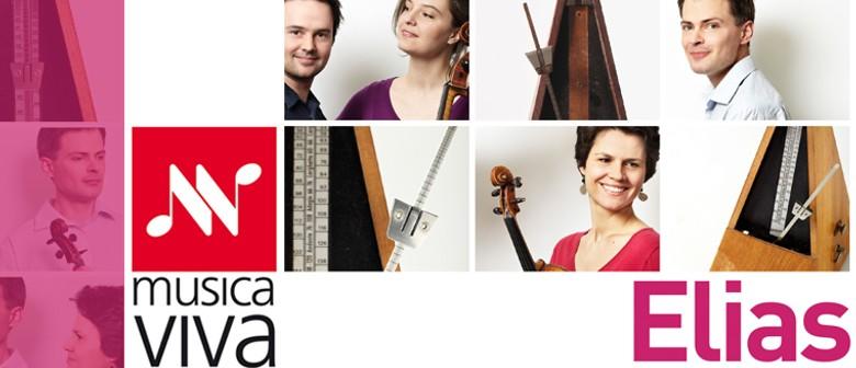 Musica Viva presents Elias String Quartet