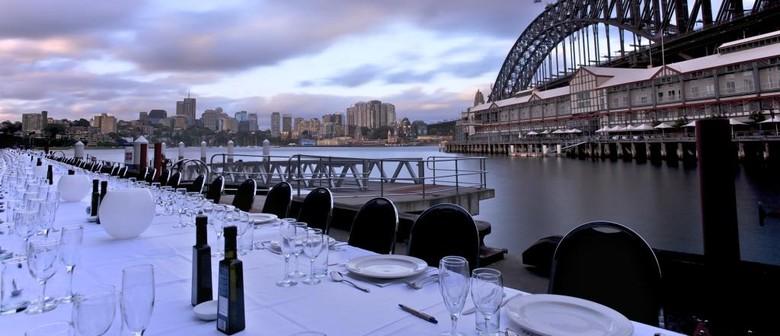 Walsh Bay Arts Table - An Enchanted Evening