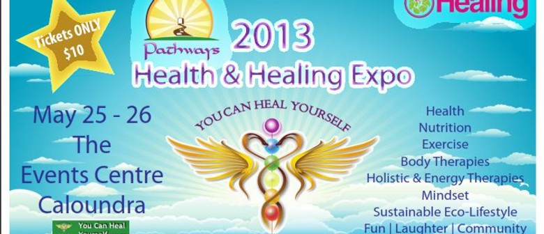 You Can Heal Yourself Health & Healing Expo