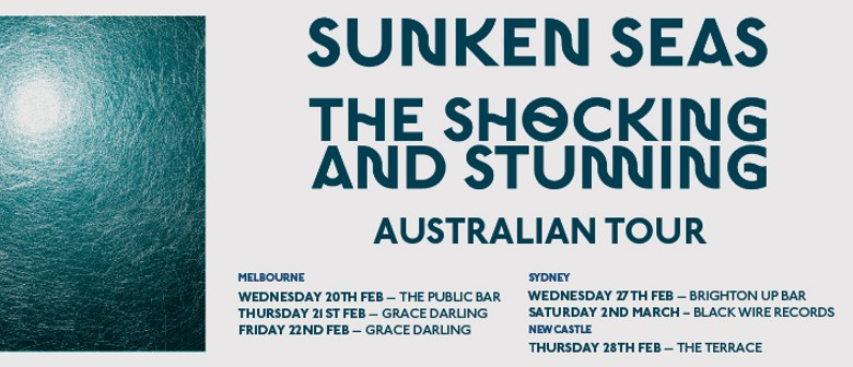 Sunken Seas and The Shocking and Stunning