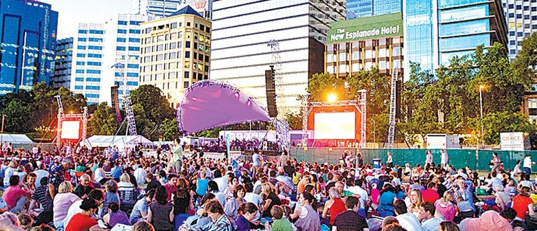 WASO: Symphony in the City