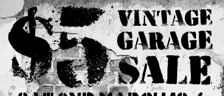 $5 Vintage Garage Sale