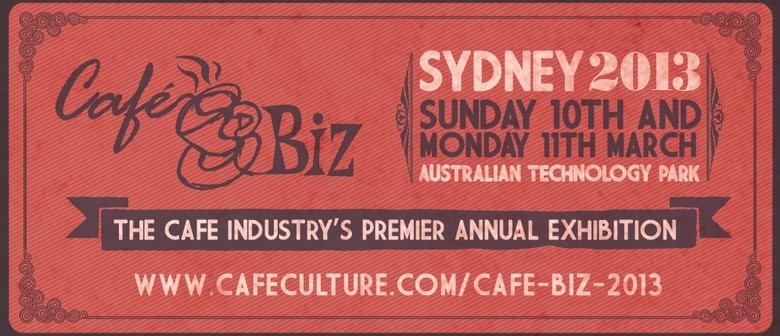 Café Biz 2013: Connecting You to The Café Industry