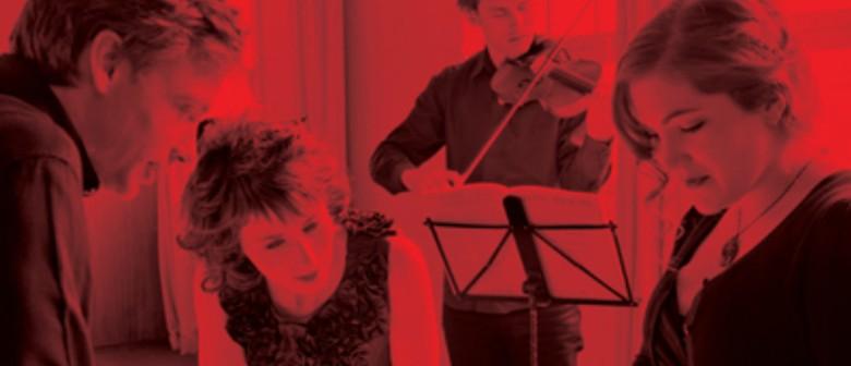 Australian String Quartet: Brahms