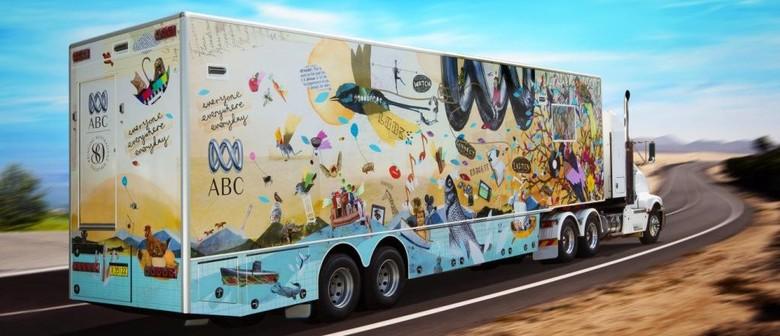 The ABC Exhibition Trailer visits Mudgee