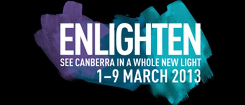Lights! Canberra! Action!