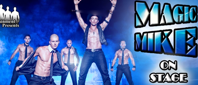 Magic Mike On Stage
