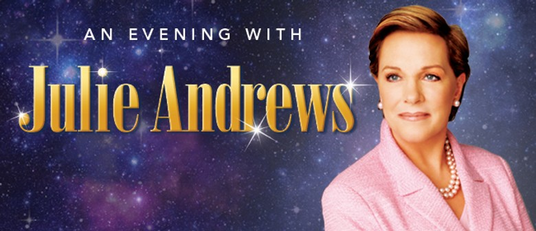 An Evening with Julie Andrews