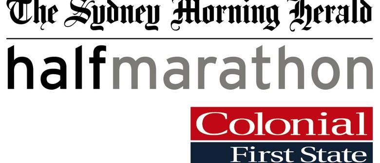 Sydney Morning Herald Half Marathon 2013