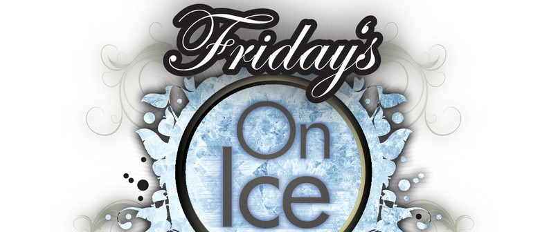 Friday's On Ice with Licor 43
