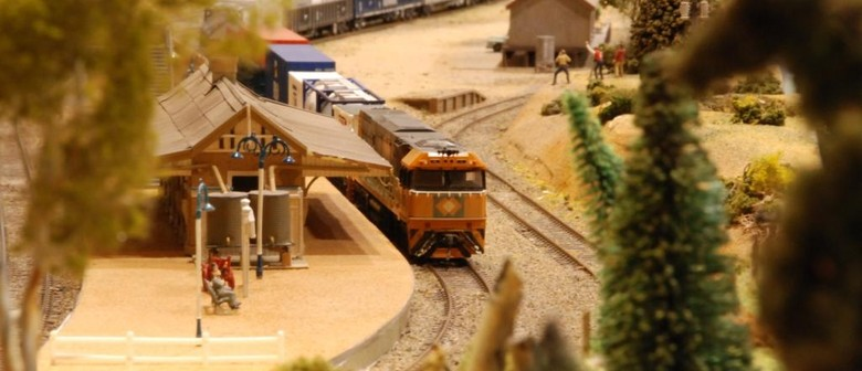 Canberra Model Railway Expo