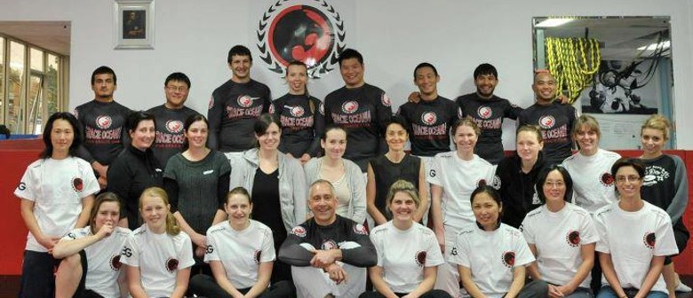 Women's Self-Defence Course