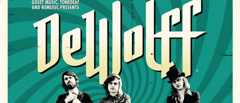 DeWolff Australian Tour