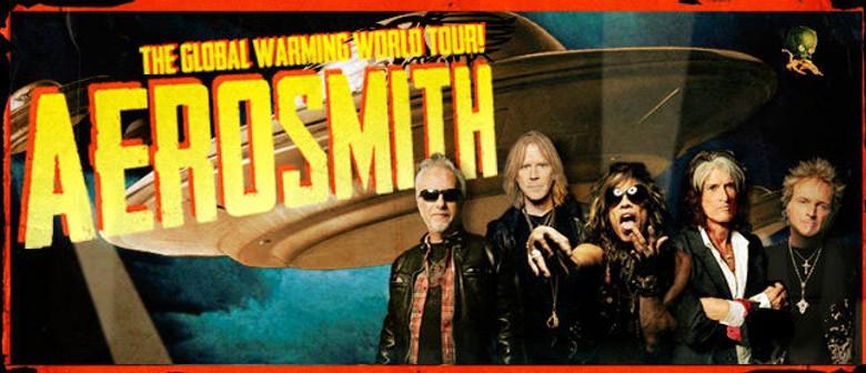 Aerosmith: CANCELLED