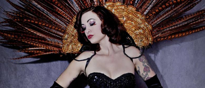 The Australian Burlesque Festival: The Big Tease