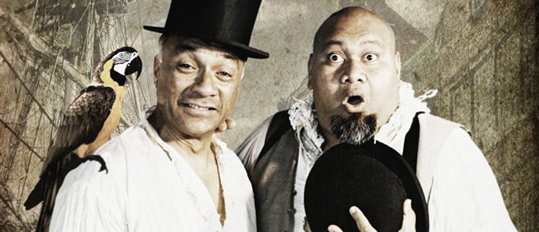 The Laughing Samoans: Fobulous