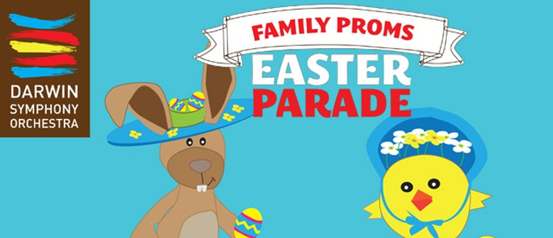 Family Proms: Easter Parade