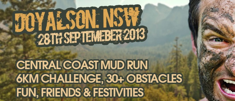 Raw Challenge Central Coast Mud and Obstacle Run