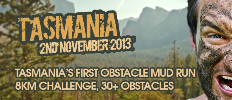 Raw Challenge Tasmania