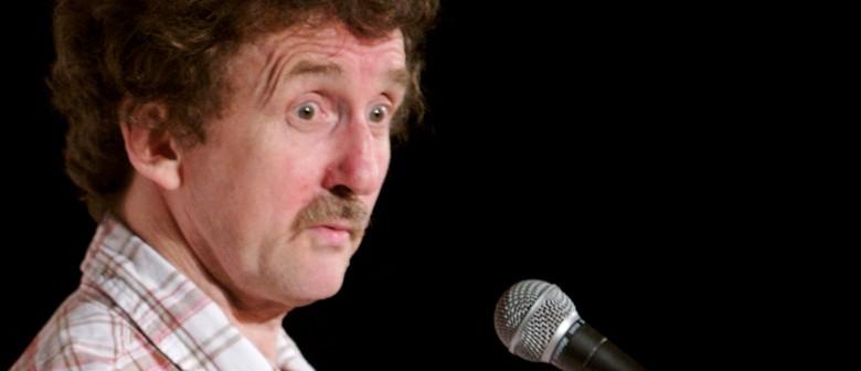 Happy Endings Comedy Club: Trevor Crook