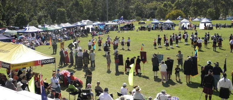 Clans on the Coast Celtic Festival