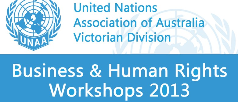 UNAA Business & Human Rights Workshops