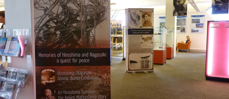 Memories of Hiroshima and Nagasaki Exhibition